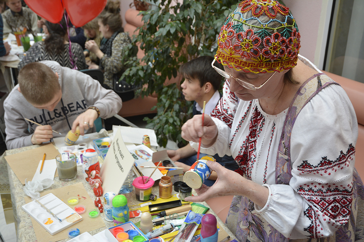 Конкурсы фестивали детского декоративно прикладного творчества
