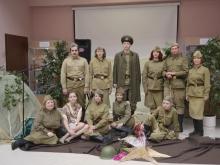 В Центре реабилитации инвалидов Невского района состоялось мероприятие, посвященное Дню скорби и памяти