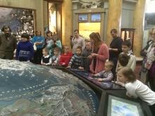 Отчет о проведенной экскурсии в музей Арктики и Антарктики