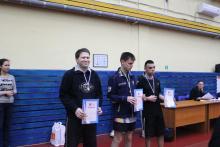Результаты Спартакиады по настольному теннису