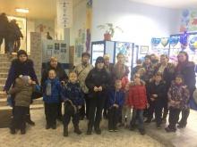 Дети-инвалиды отделения дневного пребывания (Ивановская, 10) посетили Дельфинарий на благотворительной основе
